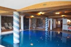 Schwimmbad - Wellnessbereich