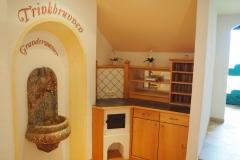 Ruheraum Saunabereich