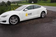 Ausflug Tesla